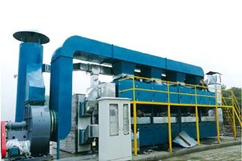 RCO催化燃烧VOCs治理设备