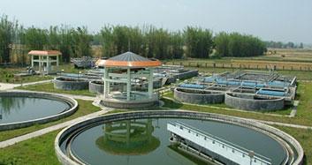 广东连州市城市污水处理厂