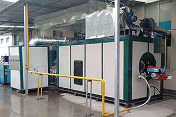 VOCS综合治理热能利用设备